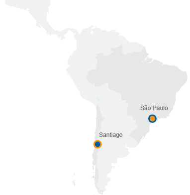São Paulo / Santiago