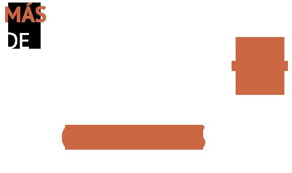 Mas de 50 clippings